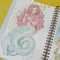 Mermaid by HetteMaudit