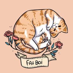 Fat boi by HetteMaudit