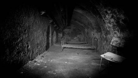 Down in the basement by LumenDonas