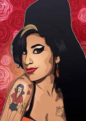 Winehouse by Alphonse-art