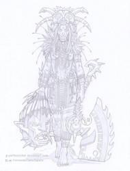 Invincible Warrior by PerfectCirkel