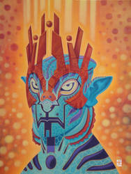 Sea Tiger by PerfectCirkel