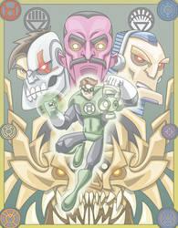 Hal Jordan by PerfectCirkel
