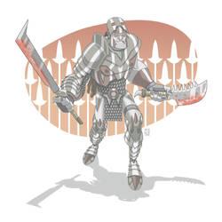 Grey Uruk-Hai by PerfectCirkel