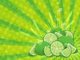 Refreshing Lime Redux by QuikFox