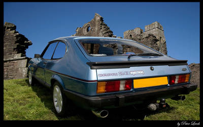 Ford Capri 2.8 Injection by PeterLeechAuto