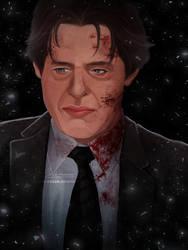 Detective Mark Hoffman by LoraLindemann