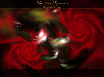 Blood and Romance by skyewolf
