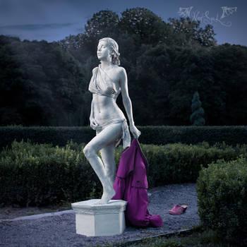 Birth of the Moonlight Goddess by Antony-Hell