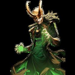 [Sprite Rip] Marvel: Battle Lines - Loki Laufeyson by Z-ero7-Sprites