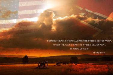 American Civil War - 150 years by MsKendra