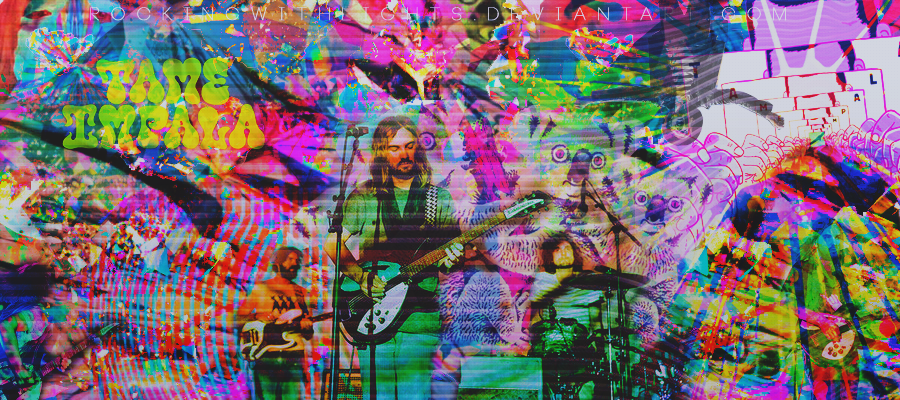 | TAME IMPALA | by RockingWithLights