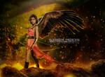 Warrior Princess by Xan-04