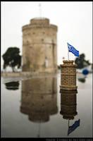 White tower II by ouranokatevatos