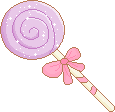 Lollipop Page Decor by BerryBunny90