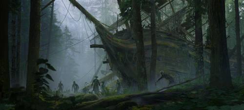 Pirate legend by raddick11