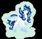 -:MLP:- FrozenDashIceWolf (OC) by Vilshanka