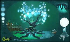 Quintal - Scale Tree by RynkaWorks