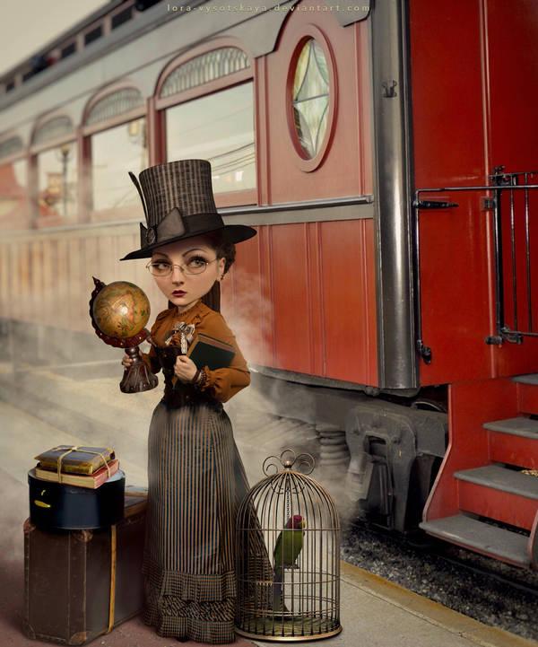 Great Expectations by Lora-Vysotskaya