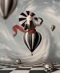 Madame Montgolfier by Lora-Vysotskaya