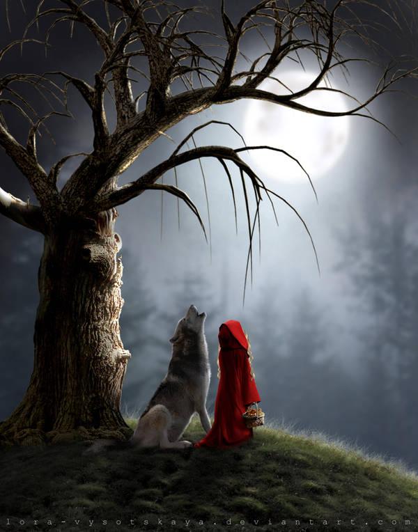 Moonlight Song by Lora-Vysotskaya