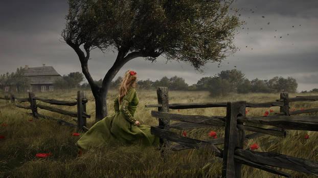 Before The Rain by Lora-Vysotskaya