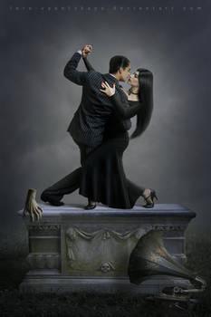 Addams Tango by Lora-Vysotskaya