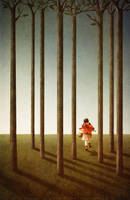 Little Red Riding Hood by Lora-Vysotskaya
