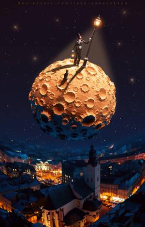 Starlighter by Lora-Vysotskaya