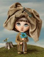Fleur by Lora-Vysotskaya