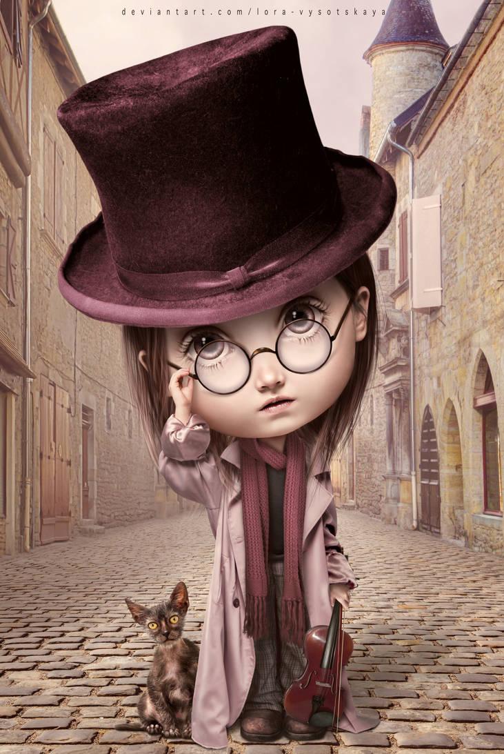Violetta by Lora-Vysotskaya