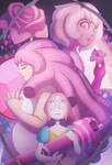 A single pale rose + Speedpaint by BlueStripedRenulian