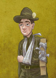Boy Scout by BTLivermore