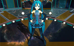 MMD Miku's Rant on the Rules ... by Trackdancer
