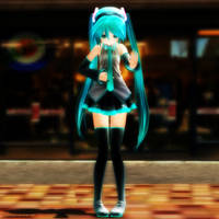MMD Miku didn't do it ... by Trackdancer