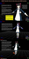 MMD Tutorial Fine Tuning Your Models by Trackdancer
