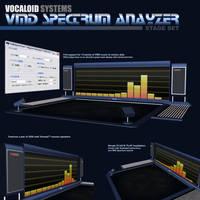 MMD VS VMD SPECTRUM ANALYZER STAGE by Trackdancer