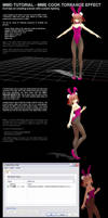 MMD TUTORIAL - MME Cook Torrance Effect by Trackdancer