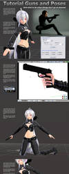MMD Tutorial Guns and Roses by Trackdancer