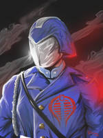 Cobra commander by rekmac