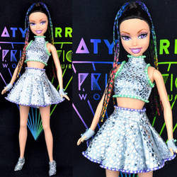 Custom Katy Perry PWT Roar doll by PinkUnicornPrincess