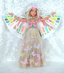 Katy Perry butterfly II by PinkUnicornPrincess