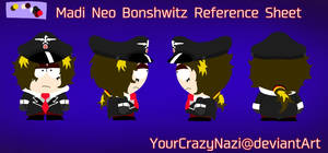 Re-upload Updated Madi Neo bonshwitz Reference  by YourCrazyNazi