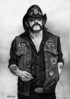 Lemmy by MLS-art