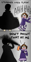 DON'T POINT THAT AT ME by KarakuriSix