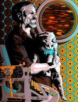 Philip Dick by ROSENFELDTOWN
