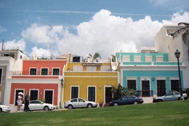 Three Houses by Cadha13