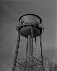 Water Tower by Cadha13