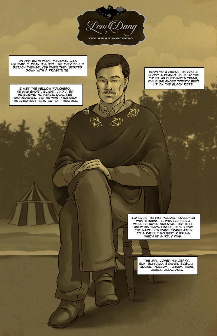 LosPoncheros Page 15 by BlotchComics