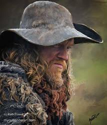 Hugh Munro - Outlander by Kath-13